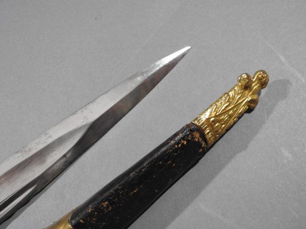 DSCN2407 600x450 Georgian Presentation Cameron Highlanders Dirk