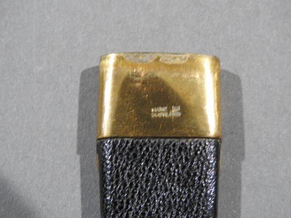 DSCN2434 600x450 Scottish Black Watch Sgian Dubh
