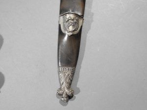 DSCN2485 300x225 Victorian Royal Scots Officer's Dirk