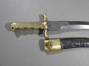 DSCN5614 300x225 Spanish Naval Boarding Knife c 1860