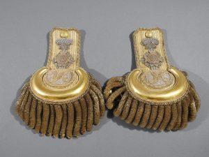 DSCN7234 300x225 Victorian 28th Madras Native Infantry Epaulettes