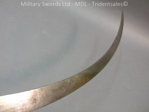 P1010437 300x225 English Officers 1796 Sword Brass Hilt and Scabbard