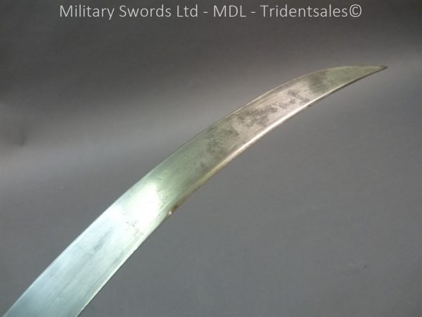 P1010440 600x450 English Officers 1796 Sword Brass Hilt and Scabbard
