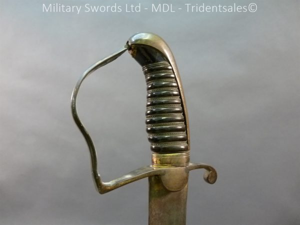 P1010447 600x450 English Officers 1796 Sword Brass Hilt and Scabbard