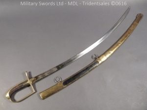 P1040774 300x225 German States Light Cavalry Sword