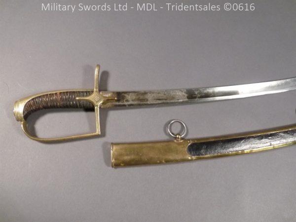 P1040775 600x450 German States Light Cavalry Sword