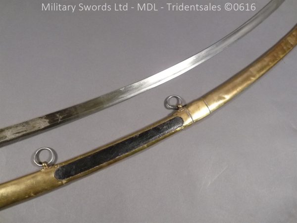 P1040776 600x450 German States Light Cavalry Sword