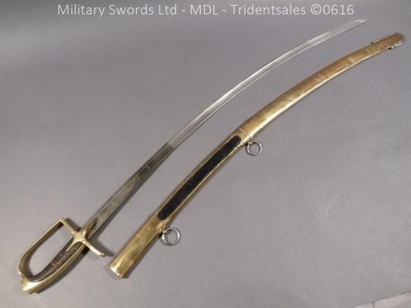 P1040778 600x450 German States Light Cavalry Sword