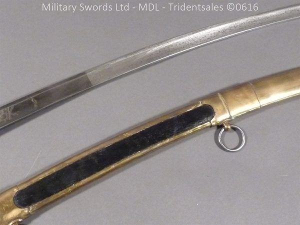 P1040780 600x450 German States Light Cavalry Sword