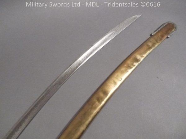 P1040781 600x450 German States Light Cavalry Sword