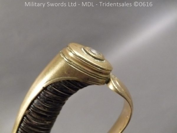 P1040794 600x450 German States Light Cavalry Sword