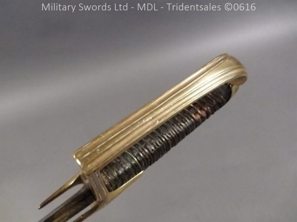 P1040797 600x450 German States Light Cavalry Sword