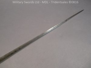 P1060218 300x225 Silver Hilted English 18th Century Sword