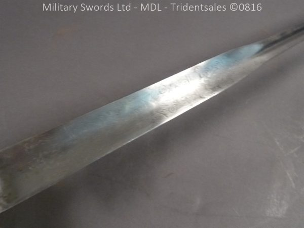 P1060241 600x450 Silver Hilted English 18th Century Sword