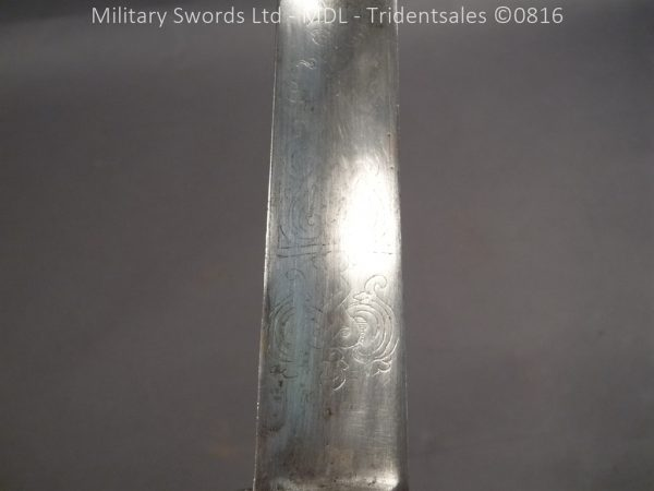 P1060242 600x450 Silver Hilted English 18th Century Sword