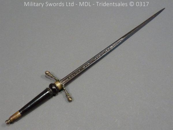 P10622 600x450 French Plug Bayonet 17th Century