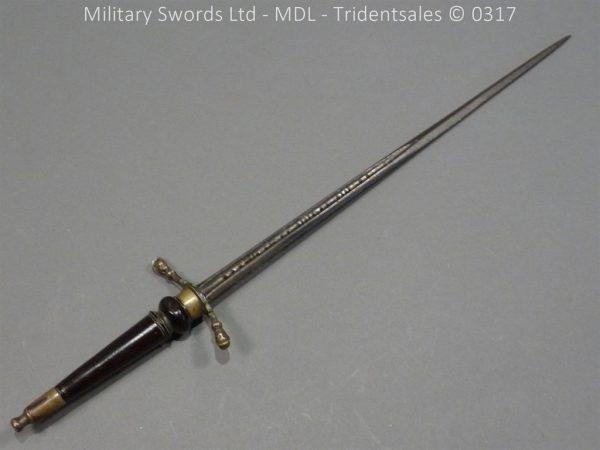 P10626 600x450 French Plug Bayonet 17th Century