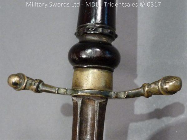 P10635 600x450 French Plug Bayonet 17th Century