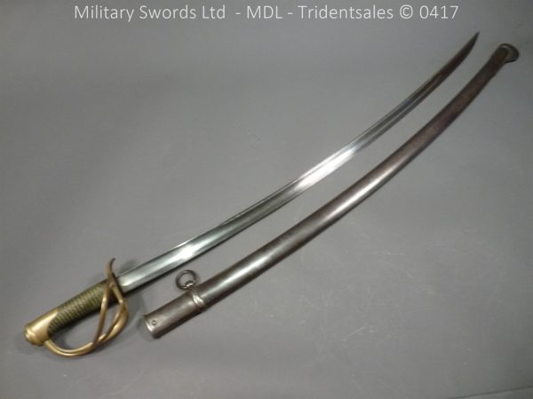 P10876 600x450 French Sabre de Cavalerie Legere Model 1822