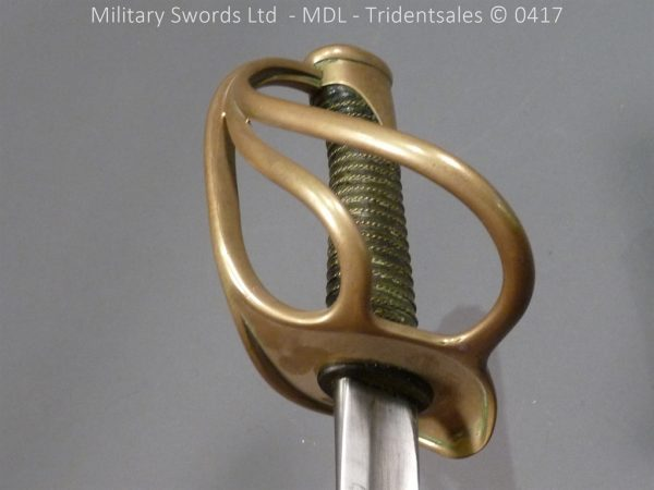 P10905 600x450 French Sabre de Cavalerie Legere Model 1822