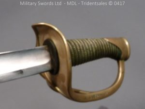 P10906 300x225 French Sabre de Cavalerie Legere Model 1822