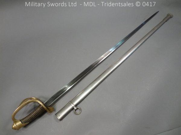 P10913 600x450 French M 1882 Sabre de Cavalerie Legere
