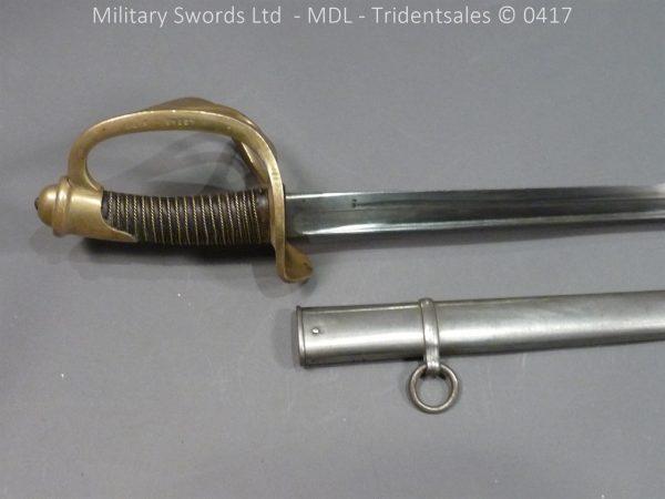 P10914 600x450 French M 1882 Sabre de Cavalerie Legere