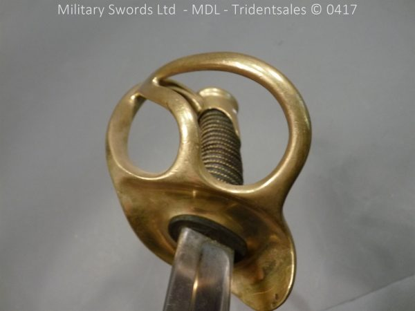 P10930 600x450 French M 1882 Sabre de Cavalerie Legere