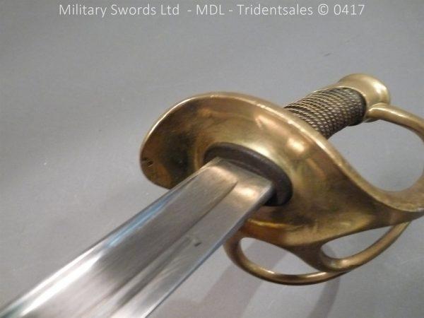 P10931 600x450 French M 1882 Sabre de Cavalerie Legere
