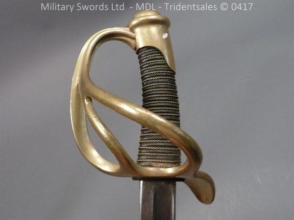 P10936 600x450 French M 1882 Sabre de Cavalerie Legere