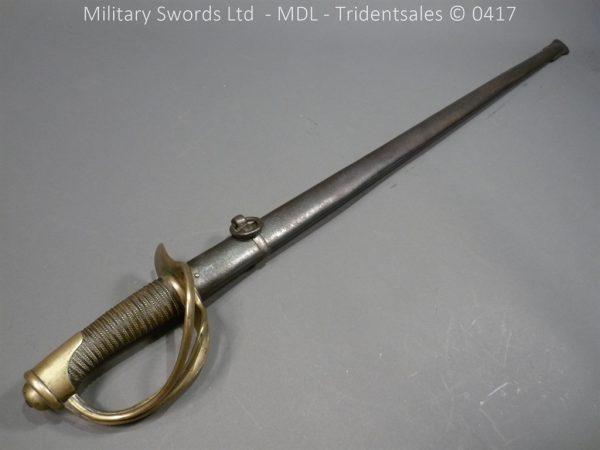 P10969 600x450 French Sabre de Cavalerie Legere Mod 1882