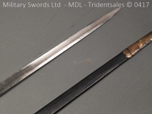 P11479 300x225 1796 Midlothian Vol Infantry Officers sword Major G Young