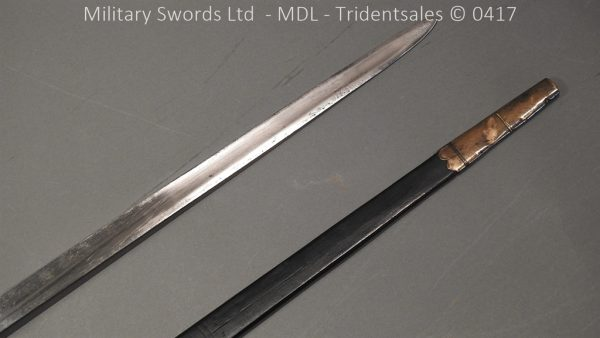 P11479 600x338 1796 Midlothian Vol Infantry Officers sword Major G Young