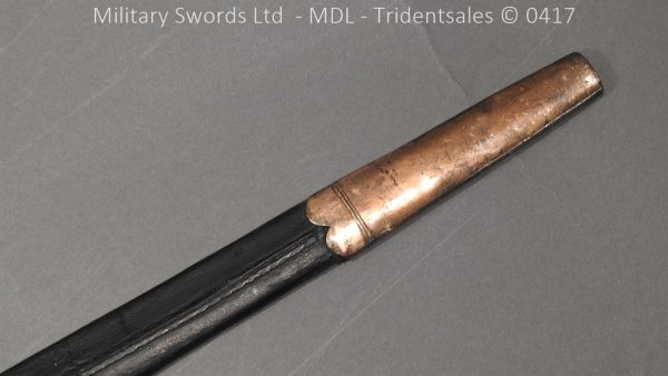 P11492 600x338 1796 Midlothian Vol Infantry Officers sword Major G Young