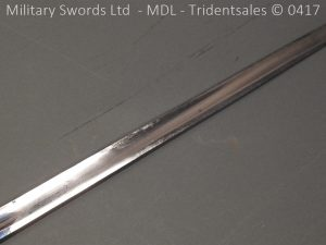 P11498 300x225 1796 Midlothian Vol Infantry Officers sword Major G Young