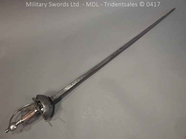 P12242 600x450 Spanish Cavalry Broad Sword Dated 1783