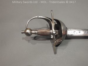 P12243 300x225 Spanish Cavalry Broad Sword Dated 1783