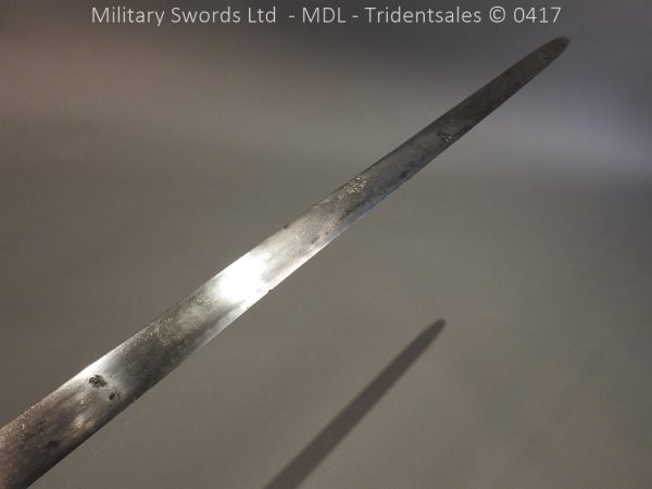 P12247 600x450 Spanish Cavalry Broad Sword Dated 1783