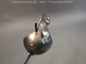 P12252 300x225 Spanish Cavalry Broad Sword Dated 1783