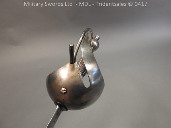 P12252 600x450 Spanish Cavalry Broad Sword Dated 1783