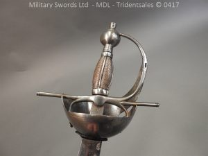 P12253 300x225 Spanish Cavalry Broad Sword Dated 1783