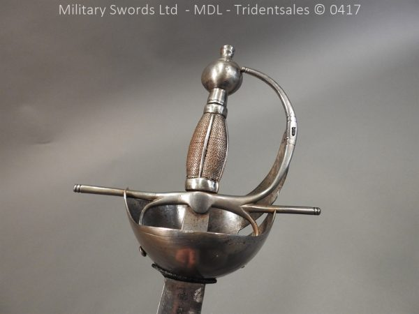 P12253 600x450 Spanish Cavalry Broad Sword Dated 1783