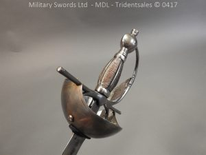 P12254 300x225 Spanish Cavalry Broad Sword Dated 1783