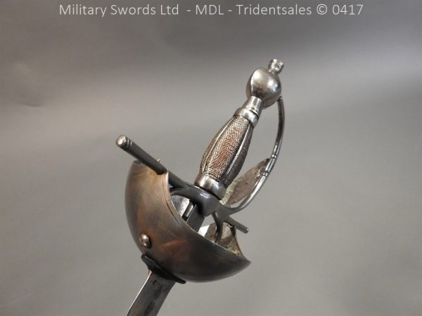 P12254 600x450 Spanish Cavalry Broad Sword Dated 1783