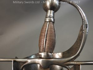 P12256 300x225 Spanish Cavalry Broad Sword Dated 1783