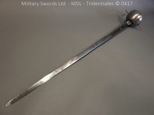 P12259 300x225 Spanish Cavalry Broad Sword Dated 1783