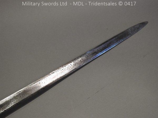 P12366 600x450 Spanish Cavalry Sword Model 1728
