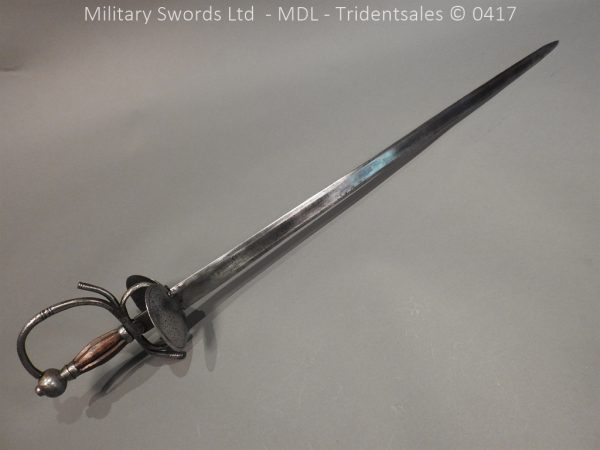 P12367 600x450 Spanish Cavalry Sword Model 1728