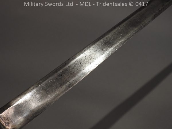 P12374 600x450 Spanish Cavalry Sword Model 1728