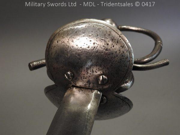 P12379 600x450 Spanish Cavalry Sword Model 1728